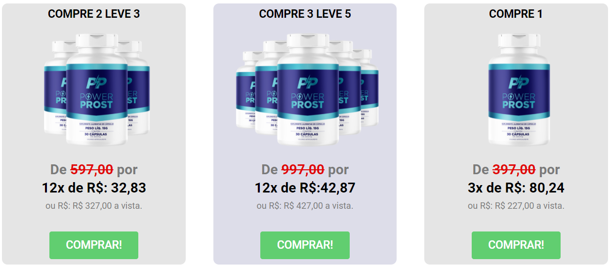 Power prosta onde compra